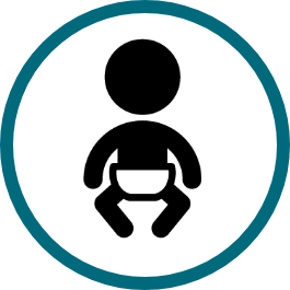 Newborn Health Icon