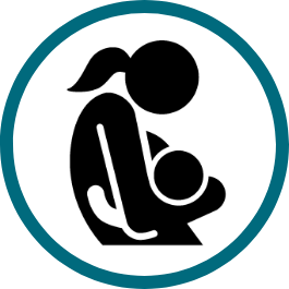 breastfeeding icon